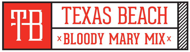 Texas Beach Bloody Mary